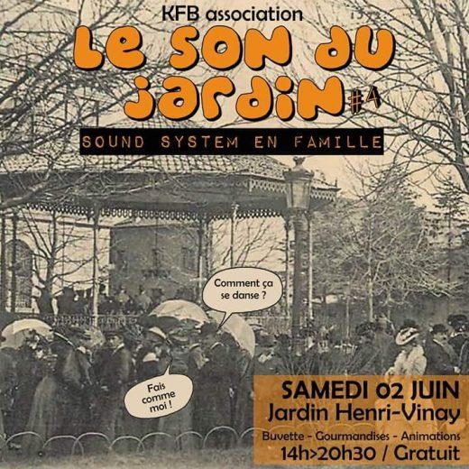 Le son du jardin 4 for Jardin henri vinay